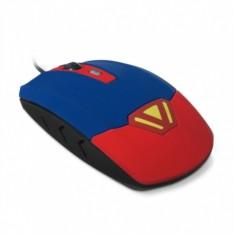 Компьютерная вибро-мышь Супермэн