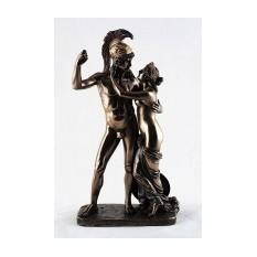 Бронзовая статуэтка Венера и Марс