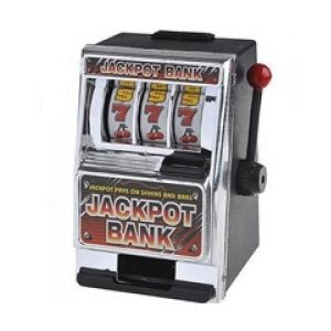 Копилка - игровой аппарат Однорукий бандит
