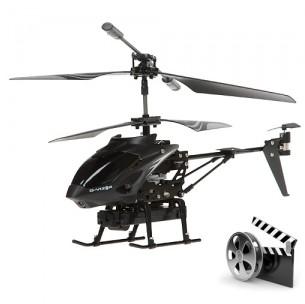 Радиоуправляемый вертолет с видеокамерой Vizor