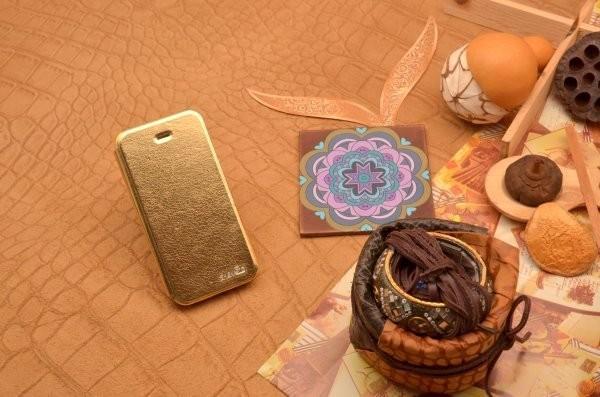 Чехол для iPhone 5 / 5S «Золотой самурай»