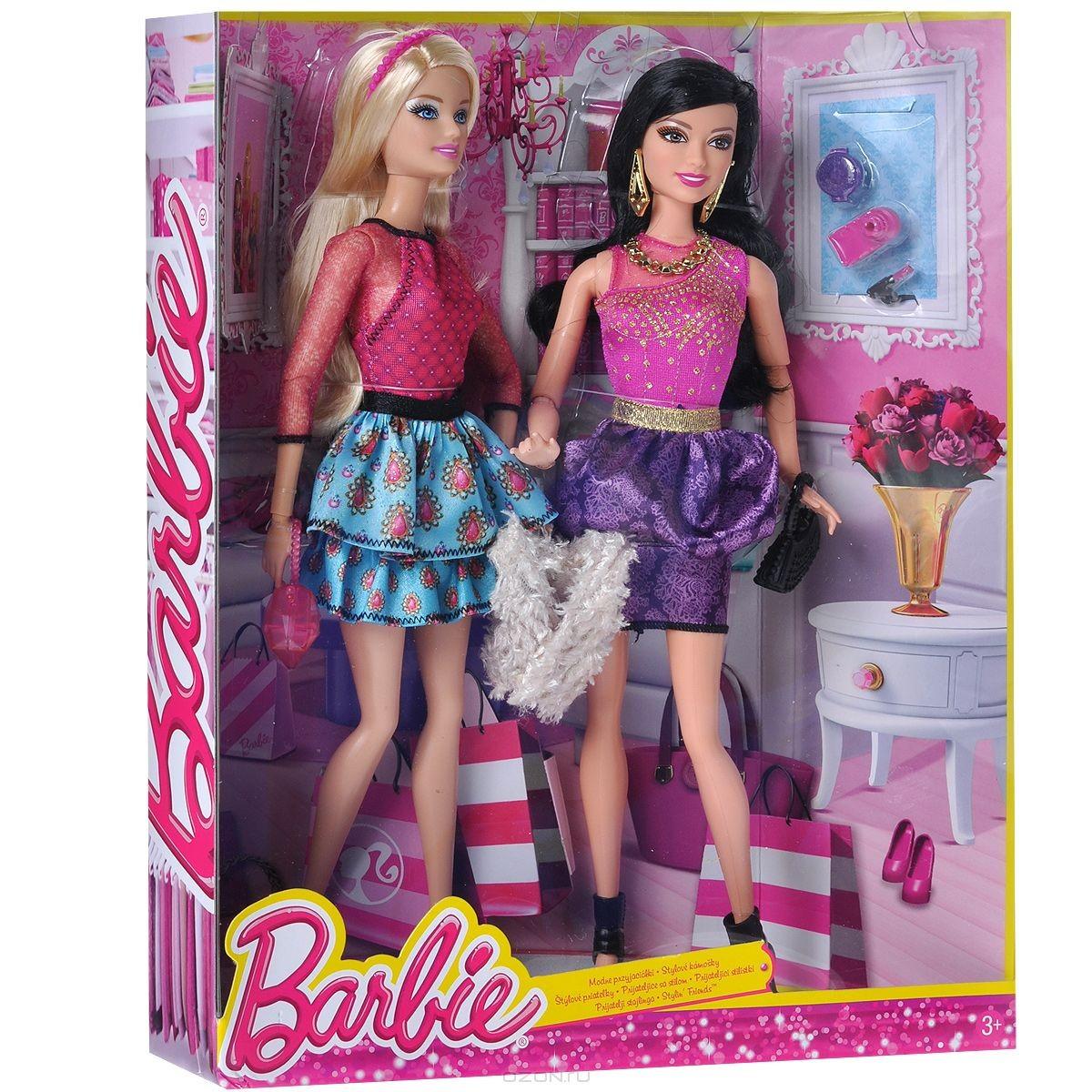 Куклы Барби и Ракель
