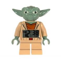 Будильник Лего Войны Клонов, минифигура Йода