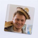 Магнит с фото Классный портрет
