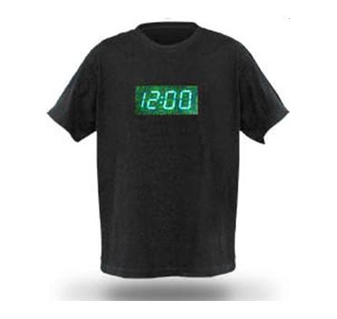 Интерактивная футболка