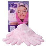 Гелевые SPA перчатки с лавандой, микрофибра