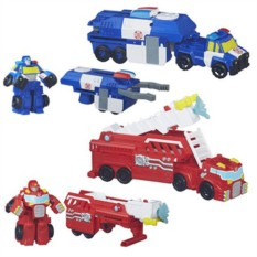 Фигурка трансформер Hasbro Playskool Heroes Трансформеры