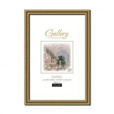 Стандартная желтая фоторамка Gallery 20х30