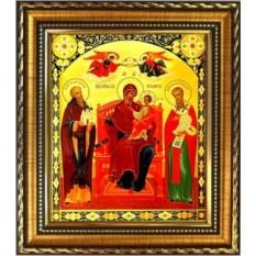 Икона Божьей матери Экономисса (Домостроительница)