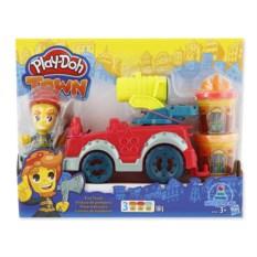 Игровой набор Play-Doh Town «Пожарная машина»