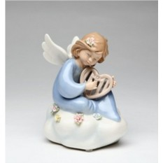 Статуэтка Ангел с лирой