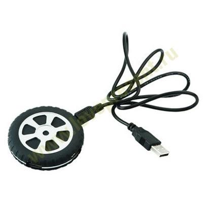 USB Hub в виде автомобильного колеса