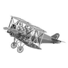 3D-пазл из металла Немецкий истребитель