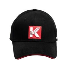 Черная кепка с логотипом Калашников