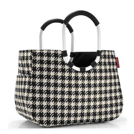 Шоппинг сумка Loopshopper L fifties black