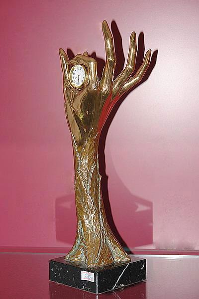 Часы «Ценное время»
