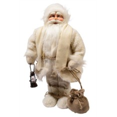 Фигура Санта с фонариком