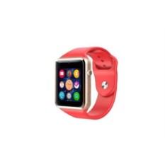 Умные часы Smart Watch Q88 красного цвета