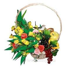 Букет из конфет Райский сад