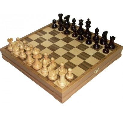 Шахматы классические стандартные деревянные