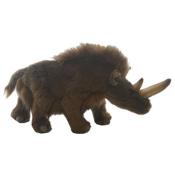 Мягкая игрушка Hansa Шерстистый носорог, 34 см