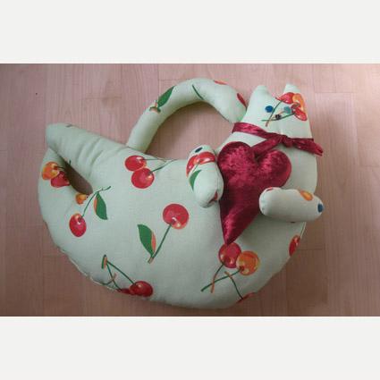 Подушка «Кот домашний»
