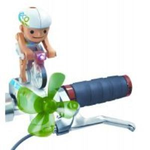 Аксессуар для велосипеда-игрушка Бурундук