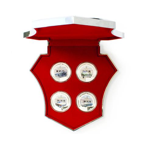 Подарочный набор монет «ГАЗ»