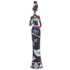 Декоративная статуэтка Африканка