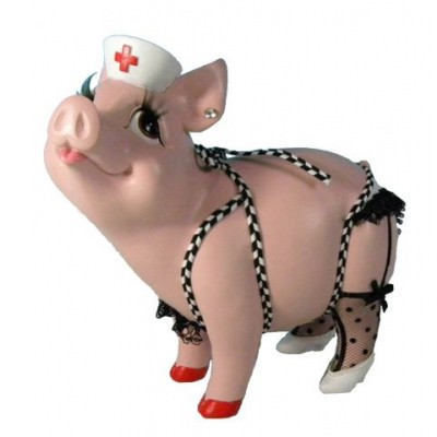 Копилка «Sexy-свинка»
