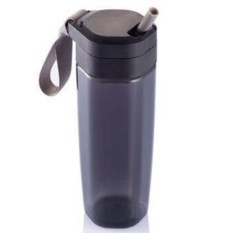 Черная бутылка для воды Turner
