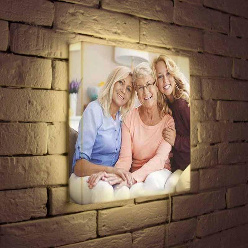 открытки днем светильник с фотографией на заказ москва недорого года подряд