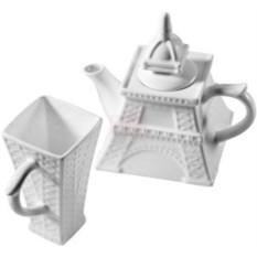 Чайный сервиз Эйфелева башня
