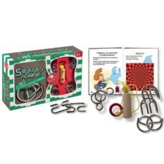 Набор «5 головоломок и 26,5 головоломных задач»