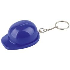 Синий брелок-открывалка «Каска»