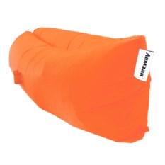 Надувной оранжевый диван Ламзак