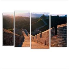 Модульная картина Китайская стена