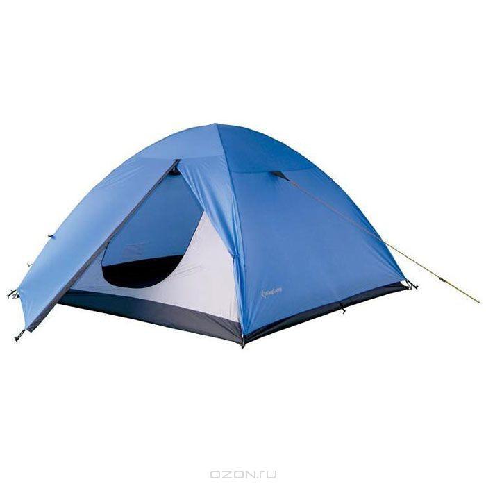 Палатка KingCamp Hiker 3 Blue