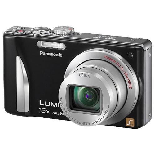 Фотоаппарат Panasonic Lumix DMC-TZ25