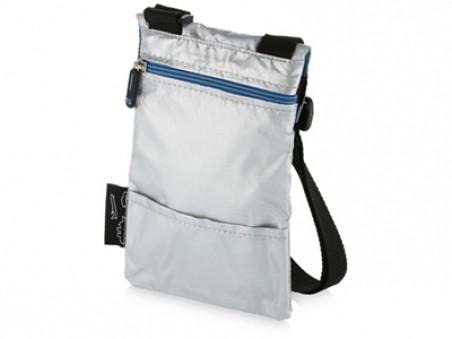 Серебристая дорожная сумка-органайзер