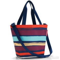 Сумка Shopper xs artist stripes