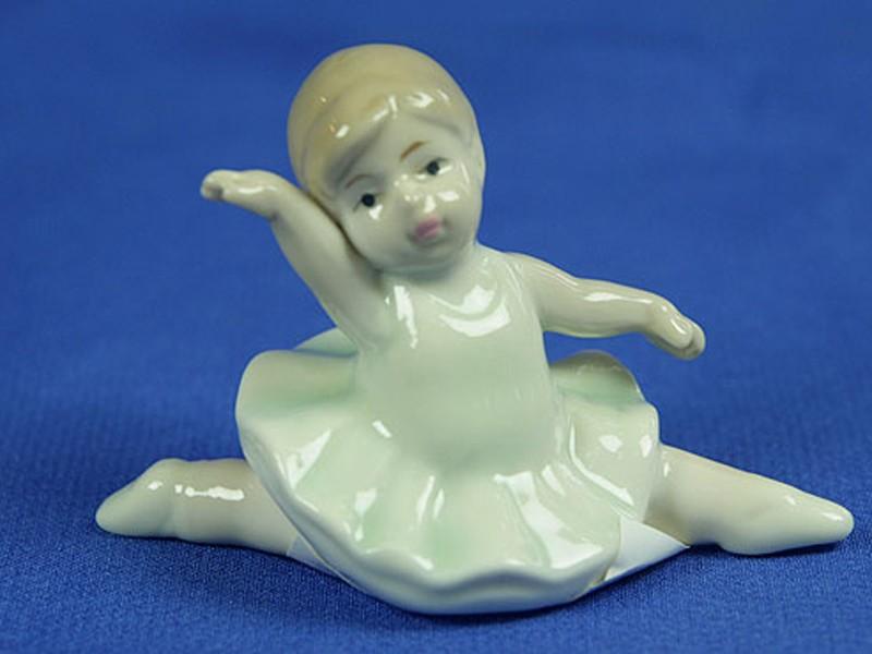 Фарфоровая статуэтка Балерина, вариант 4