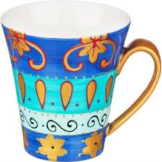 Кружка Лазурит с ручной росписью