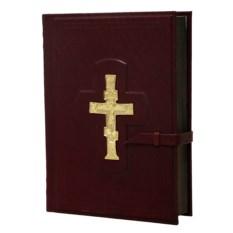 Подарочная книга в твердом переплете Библия