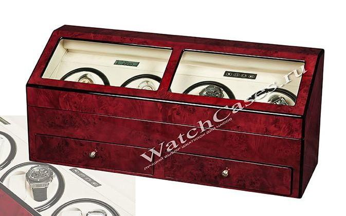 Шкатулка для автоподзавода часов Vicstar 90644RY