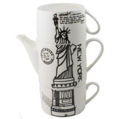 Чайный набор Американская мечта