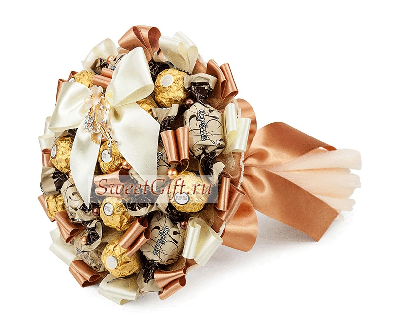Букет из конфет Прованс