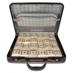 Один миллион долларов в кейсе