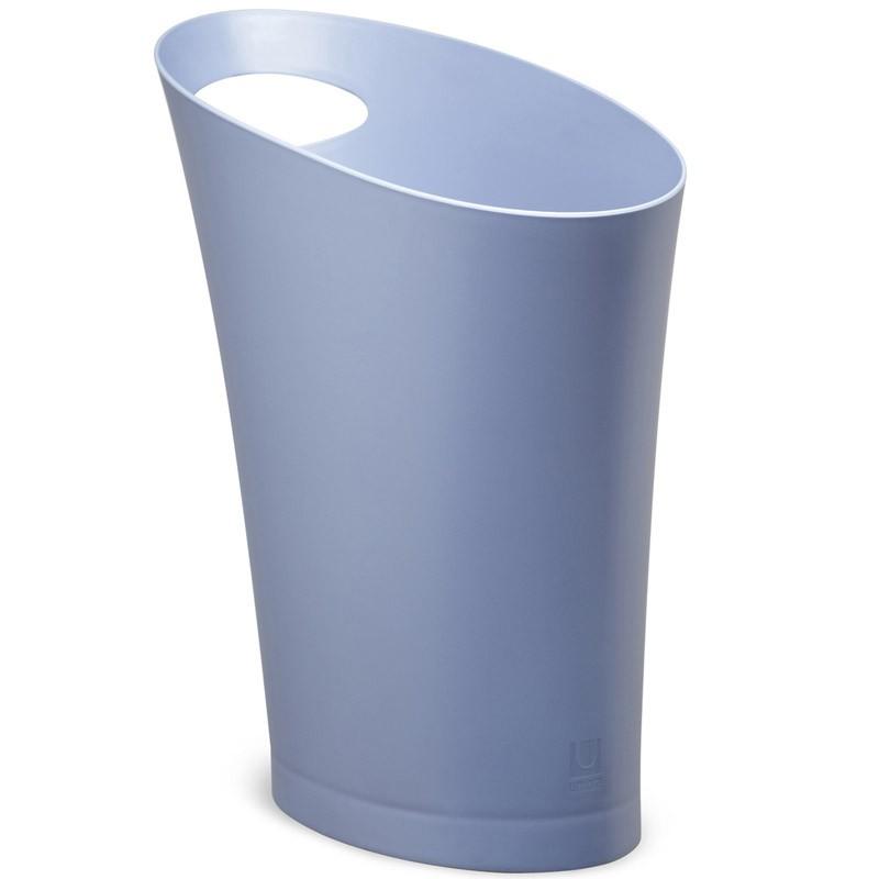 Лавандовый мусорный контейнер Skinny