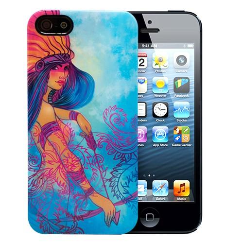 Чехол для iPhone 5/5s Fantasy